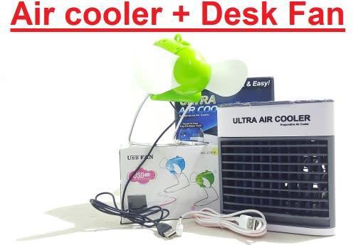 Air cooler special!!! evaporative arctic air cooler + usb