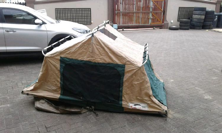 Bargain roof top tent