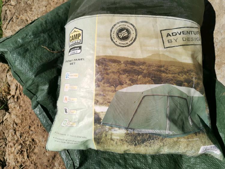 Camp master 8 sleeper