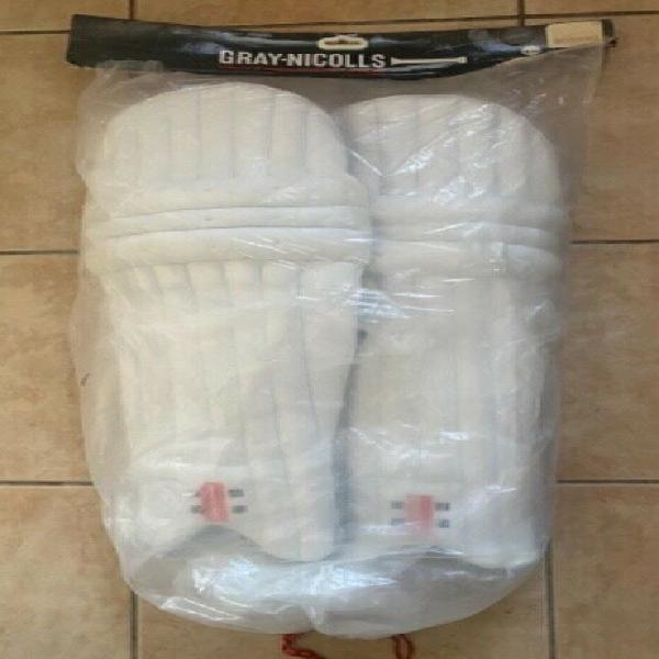 Gray nicolls cricket pads / leg guards (new)