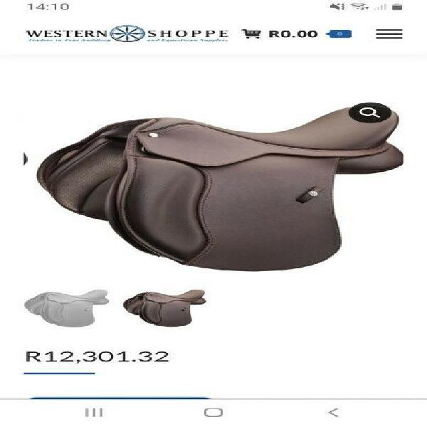 Wintec 500 gp pony saddle