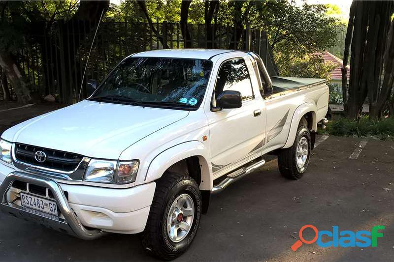 2004 toyota hilux 2.7 legend 35 4x4 cars for sale in