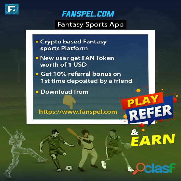 Fanspel is the crypto based fantasy sports platform