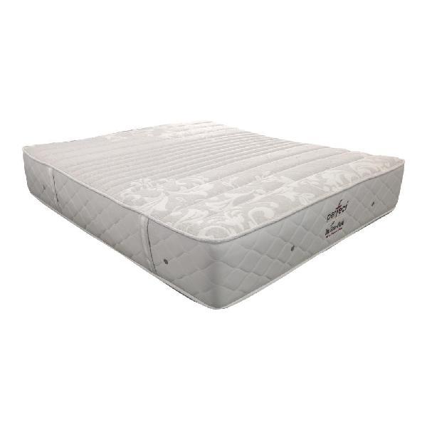 Hip zone plush double mattress [137cm] - extra length