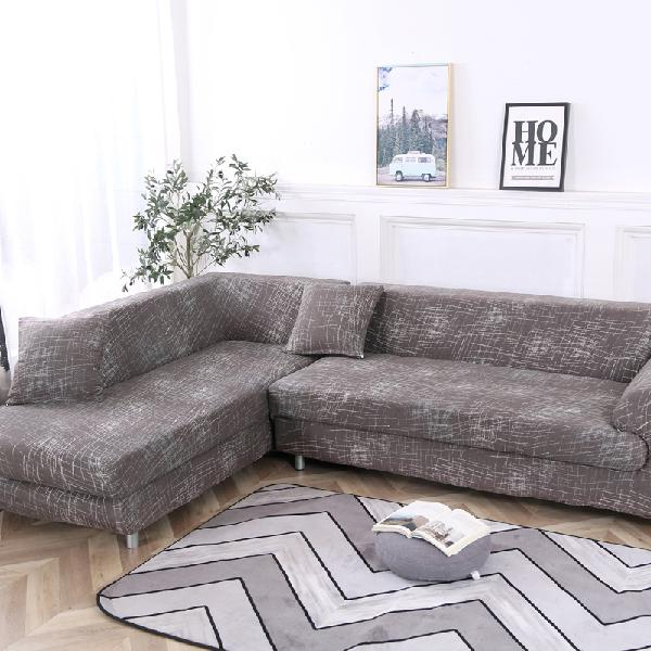 Kcasa elastic couch sofa covers armchair slipcover for