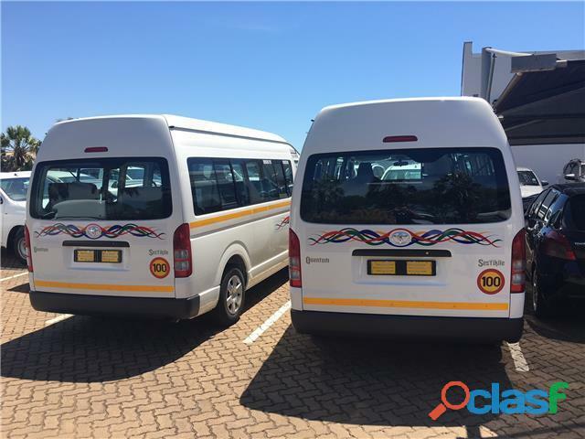 2017 Toyota Quantum 2.5 D 4D Sesfikile 16 seater Bus for sale! 5