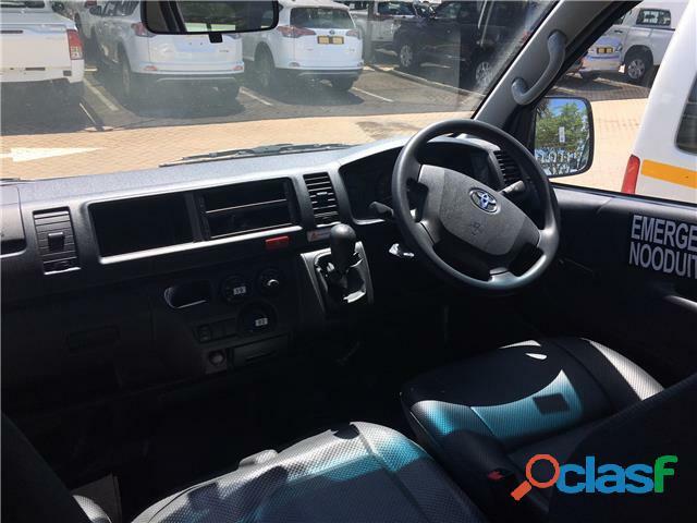 2017 Toyota Quantum 2.5 D 4D Sesfikile 16 seater Bus for sale! 3