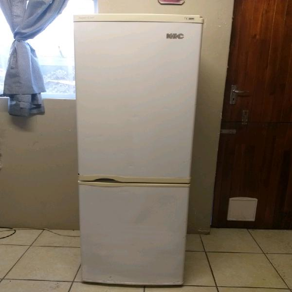 Kic fridge and freezer. free delivery in pe