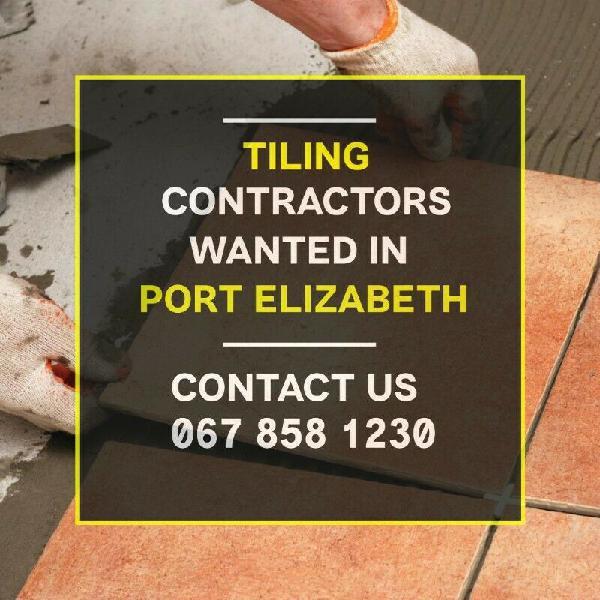 Tiling contractors   port elizabeth