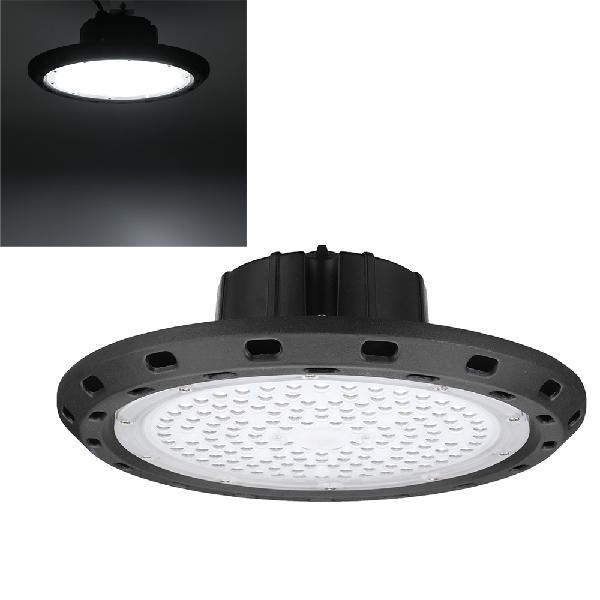 100w 5000k 140 led ufo high bay flood light fixture