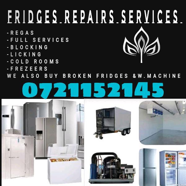 Fridges and freezers
