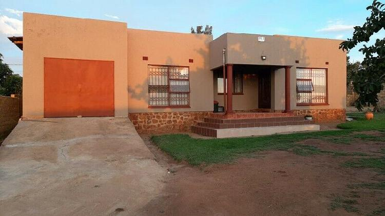 House and rooms to rent in kwamhlanga