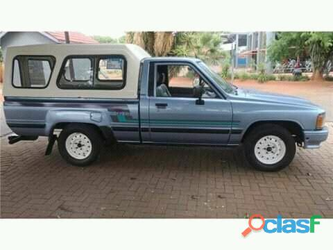 1997 Toyota HILUX 2.4 in good condition for sale in Kokstad KZN