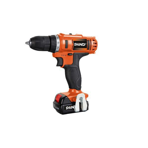 25NM Electric Dual Speed Professional Cordless Drill