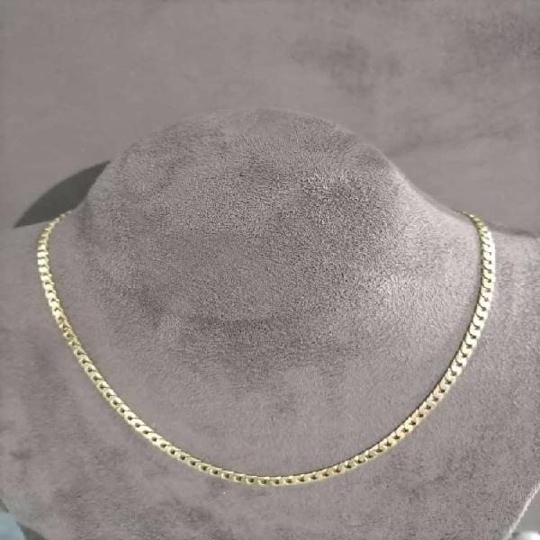 9ct yellow gold unisex chain