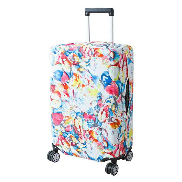 Honana Abstraction Chinese Style Elastic Luggage Cover