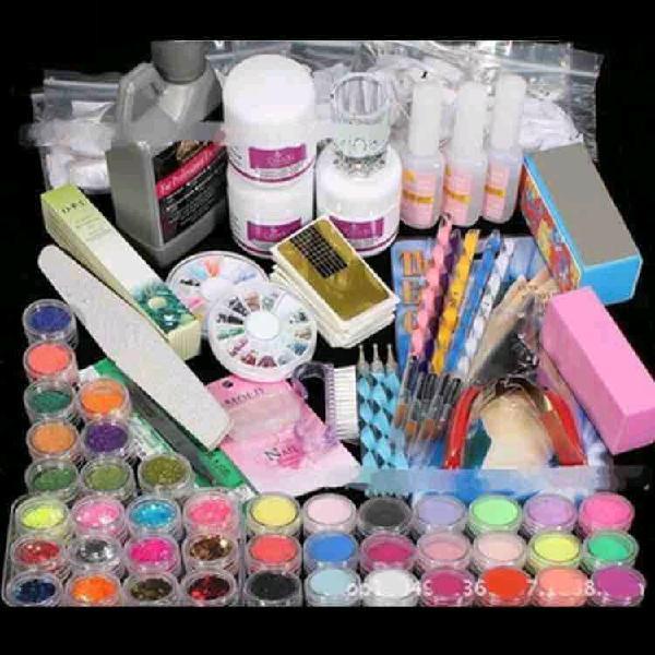 Acrylic Nail Kit Professional Full Set