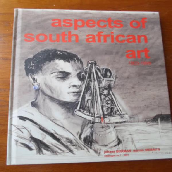 Aspects of south african art 1903-1999. limited edition