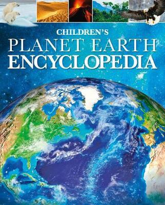 Childrens planet earth encyclopedia (hardcover)