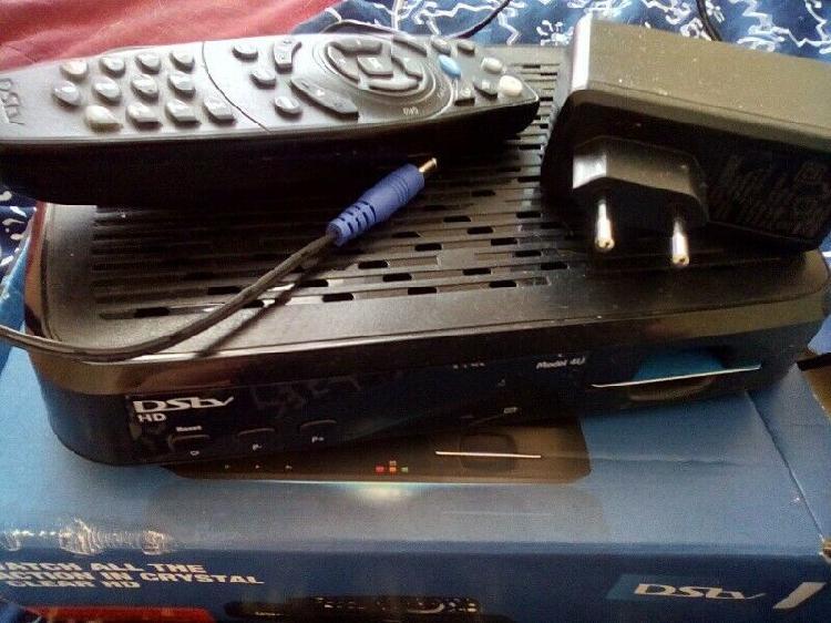 DSTV Decoder HD