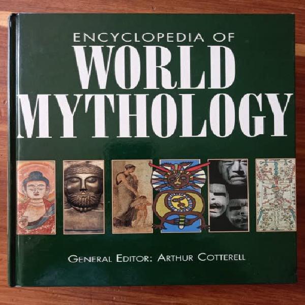 Encyclopedia of world mythology by arthur cotterell - large