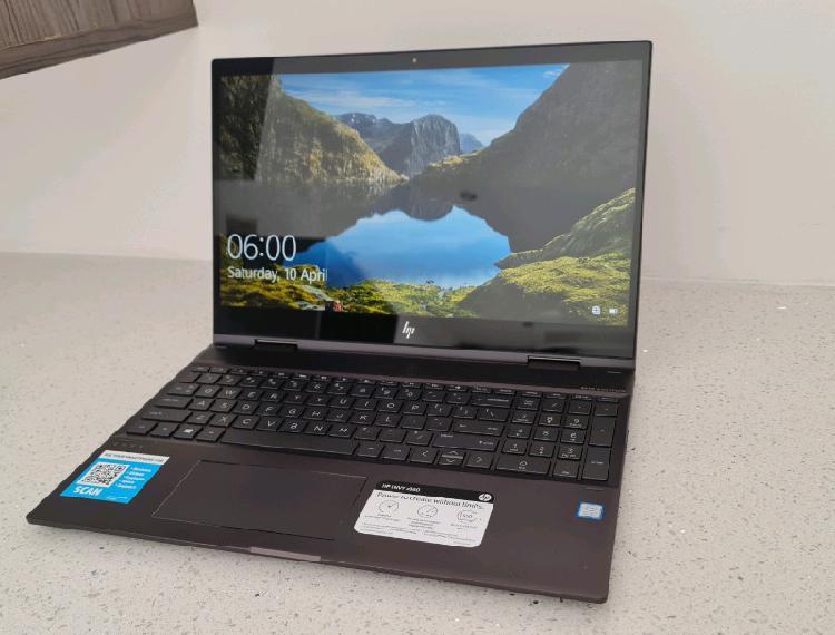 Hp Envy X360 8TH Gen 512 SSD 8 Gb Ram Laptop For Sale