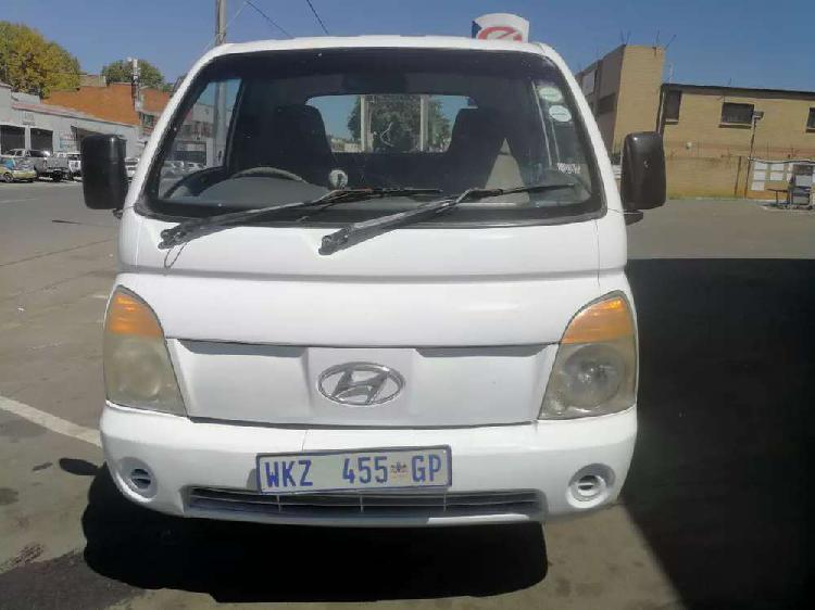 Hyundai H100 2.5 manual 0