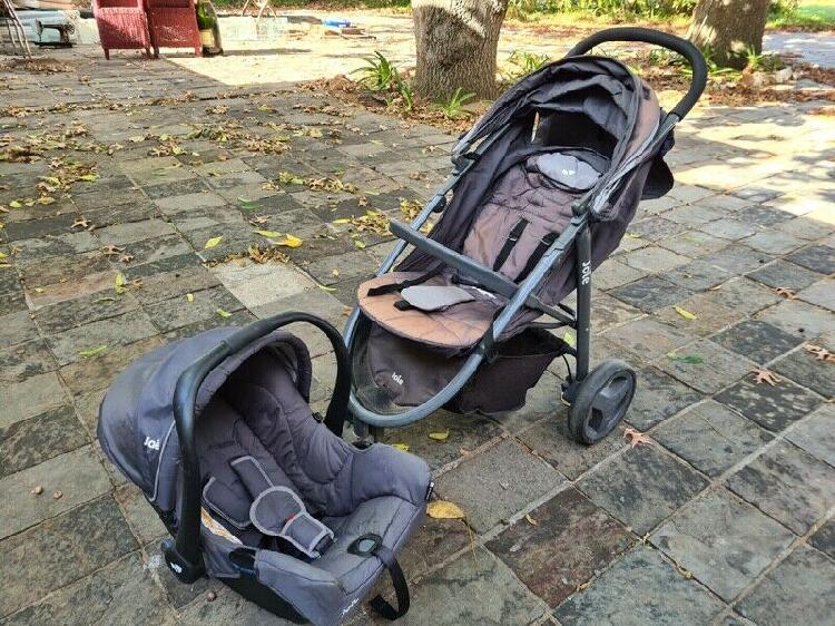 Joie Stroller & Car Seat