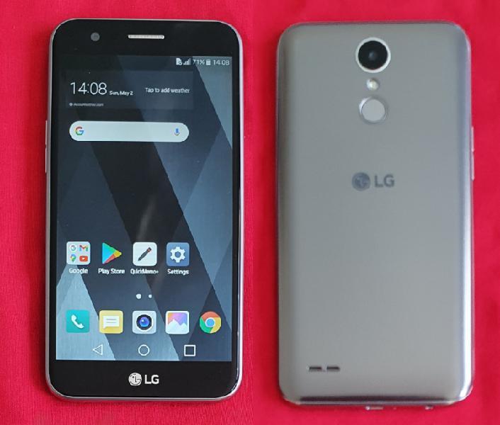 LG K10 16 GB REAR CAMERA FAULTY