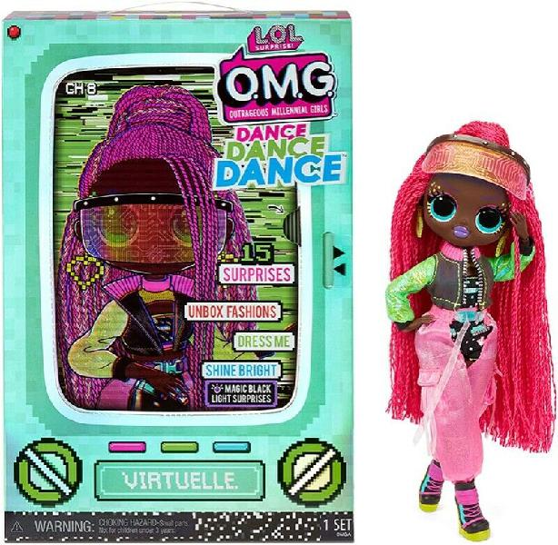 LOL Surprise OMG Dance Dance Dance Virtuelle Fashion Doll