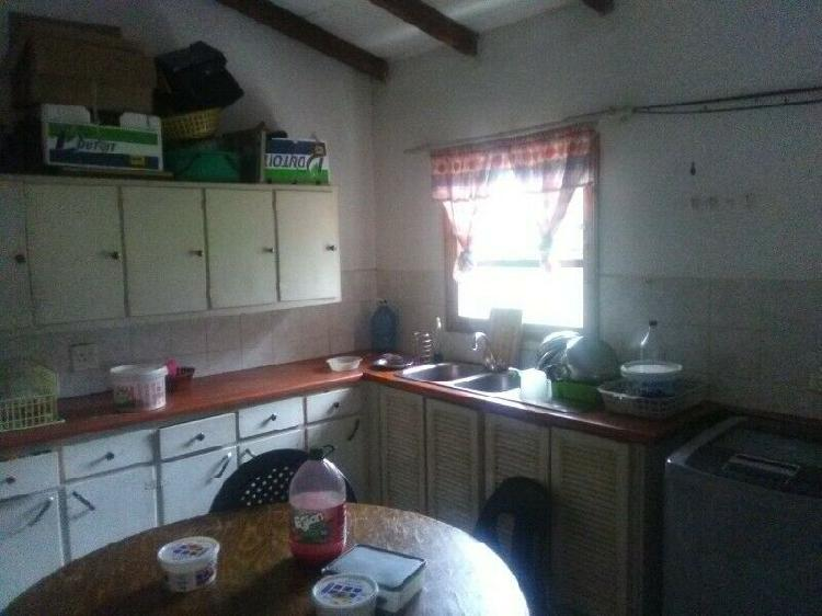 Large two bedroom cottage on smallholding, close to 43 air