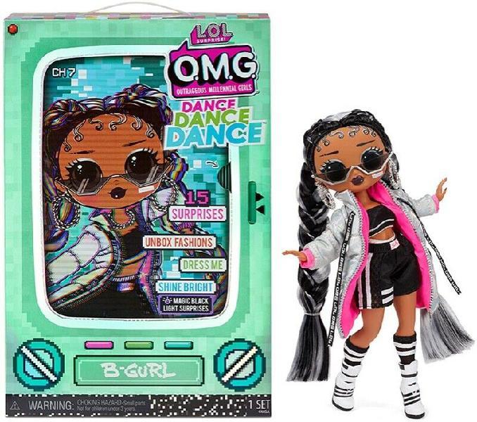 OL Surprise OMG Dance Dance Dance B-Gurl Fashion Doll