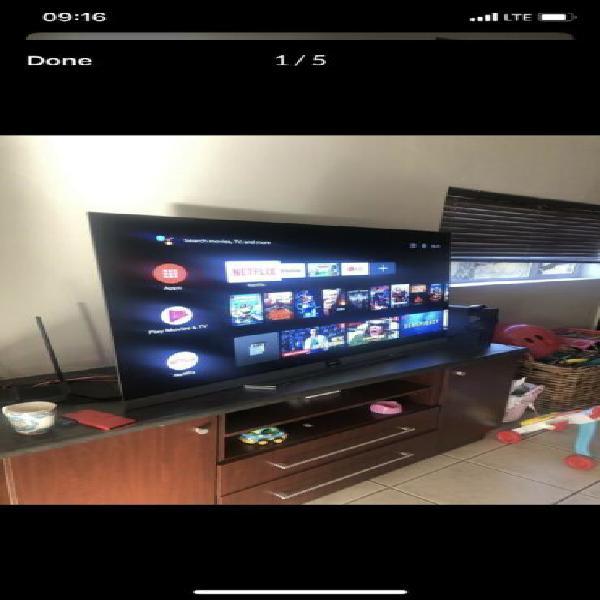 "Oled tv 65"" skyworth on warranty"