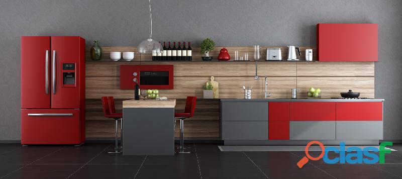 Top Trending color schemes for kitchens   Decor La Rouge   Interior Design Angency