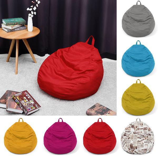 Furniture classic bean bag chair covers sofa extra large