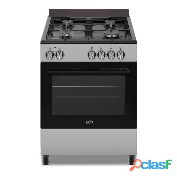 Defy 4 burner multi function gas/electric stove   dgs602