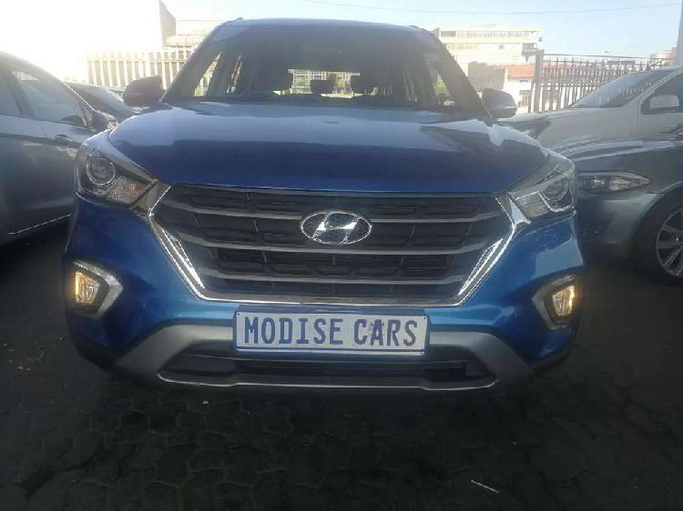 Hyundai creta 1.6 executive