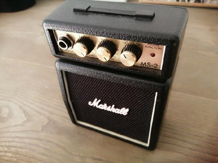 Marshall ms2 mini amp (brand new) r450 neg