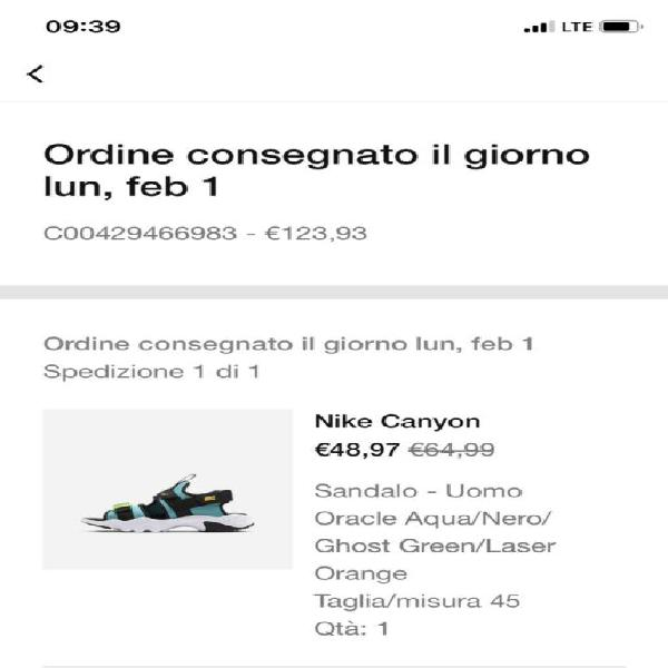 Nike canion new shoes