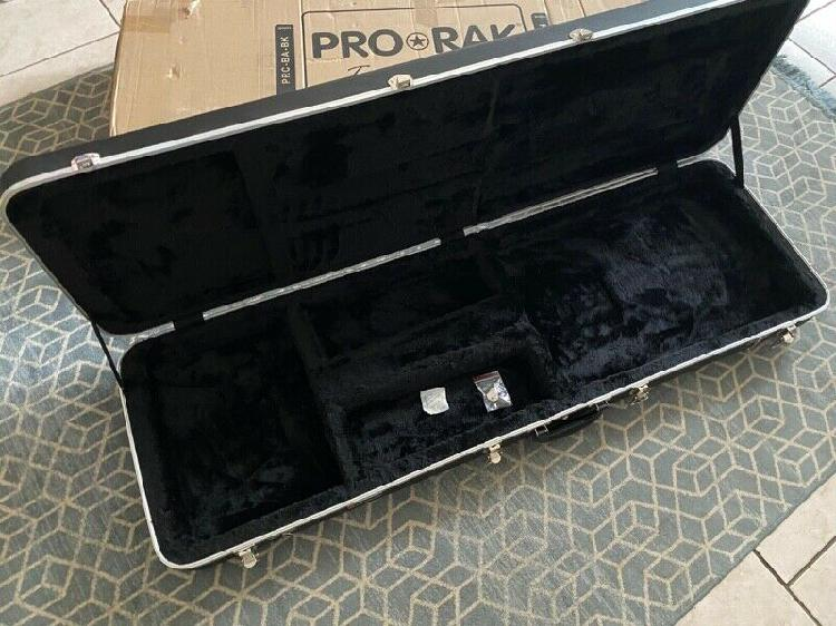 Prorak bass guitar flight case (brand new) r1600 neg