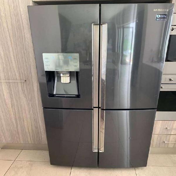 Double door digital inverter samsung fridge & freezer