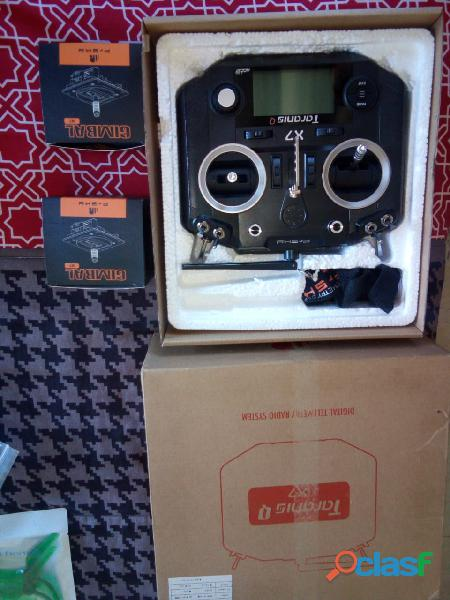 Complete ready to fly drone for sale/Swap 8
