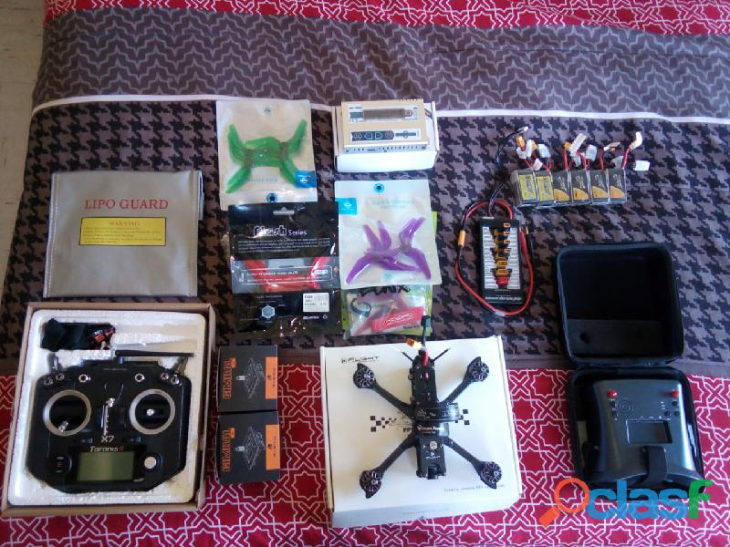 Complete ready to fly drone for sale/Swap 6