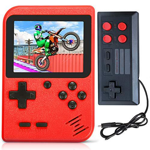 Bibien retro game console for boy handheld games consoles
