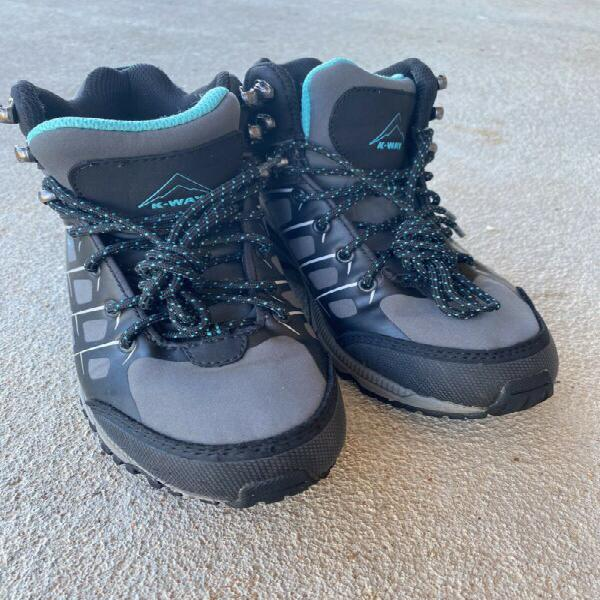 K-way woman's hiking boots
