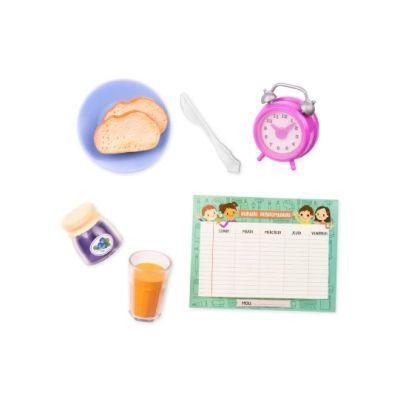 Our generation fashion accessories sleepover set