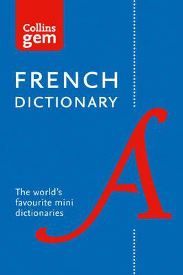 French gem dictionary - the worlds favourite mini