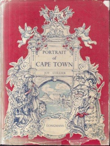 Portrait of cape town (signed) - collier, joy 0.40kg