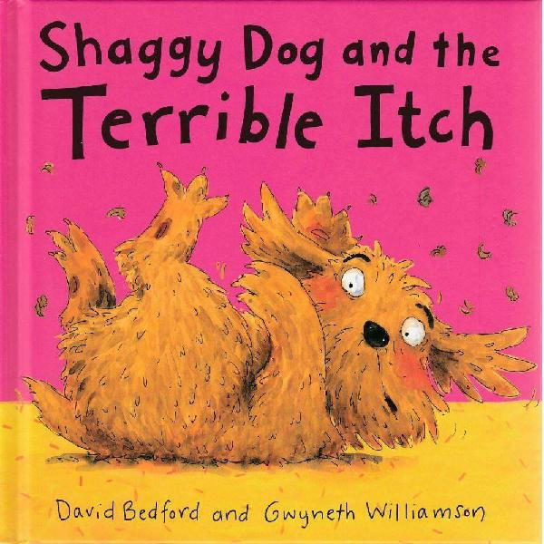 Shaggy Dog and the Terrible Itch (Includes Audio CD)   David
