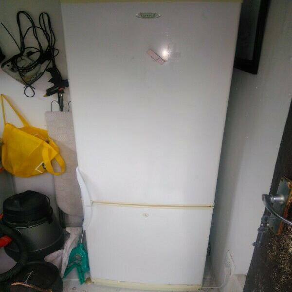Fridge freezer and bar fridge for sale